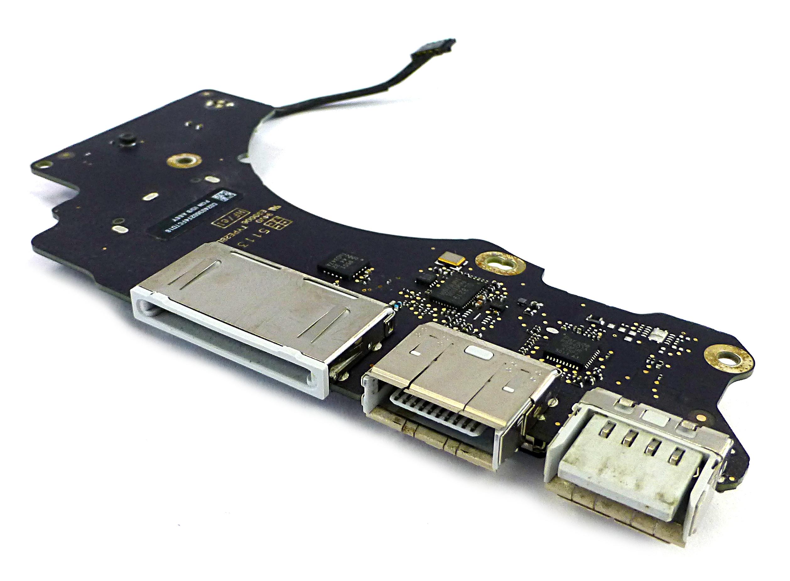 "Apple I/O Board For MacBook Pro 13"" Late-2013 A1502 (EMC 2678) 820-3539-A"