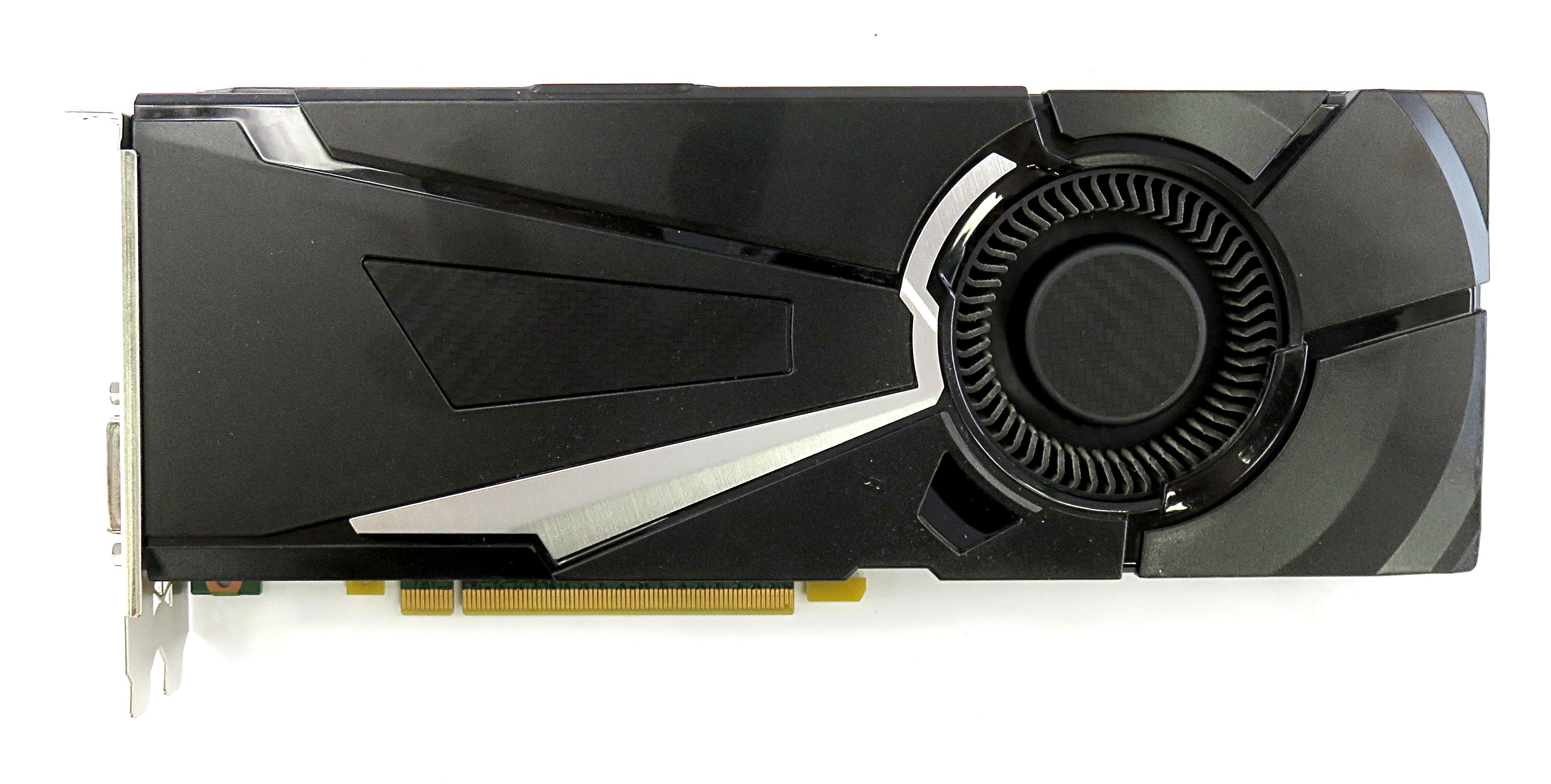 Dell 06MKK nVidia GeForce GTX 1070 8GB GDDR5 Graphics Card w/ 3xDP/DVI/HDMI