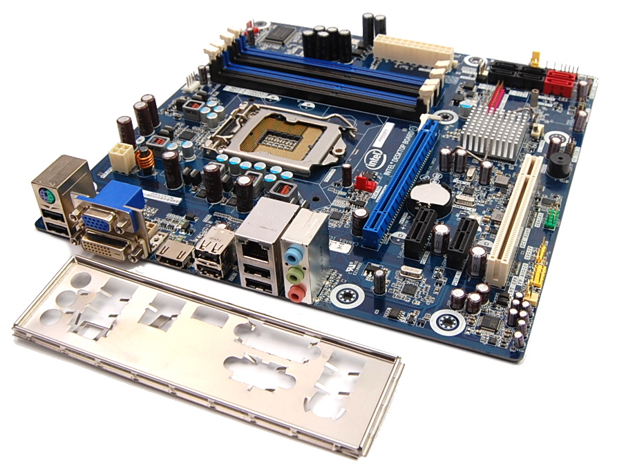 Intel DH55TC Socket LGA1156 Micro ATX Motherboard