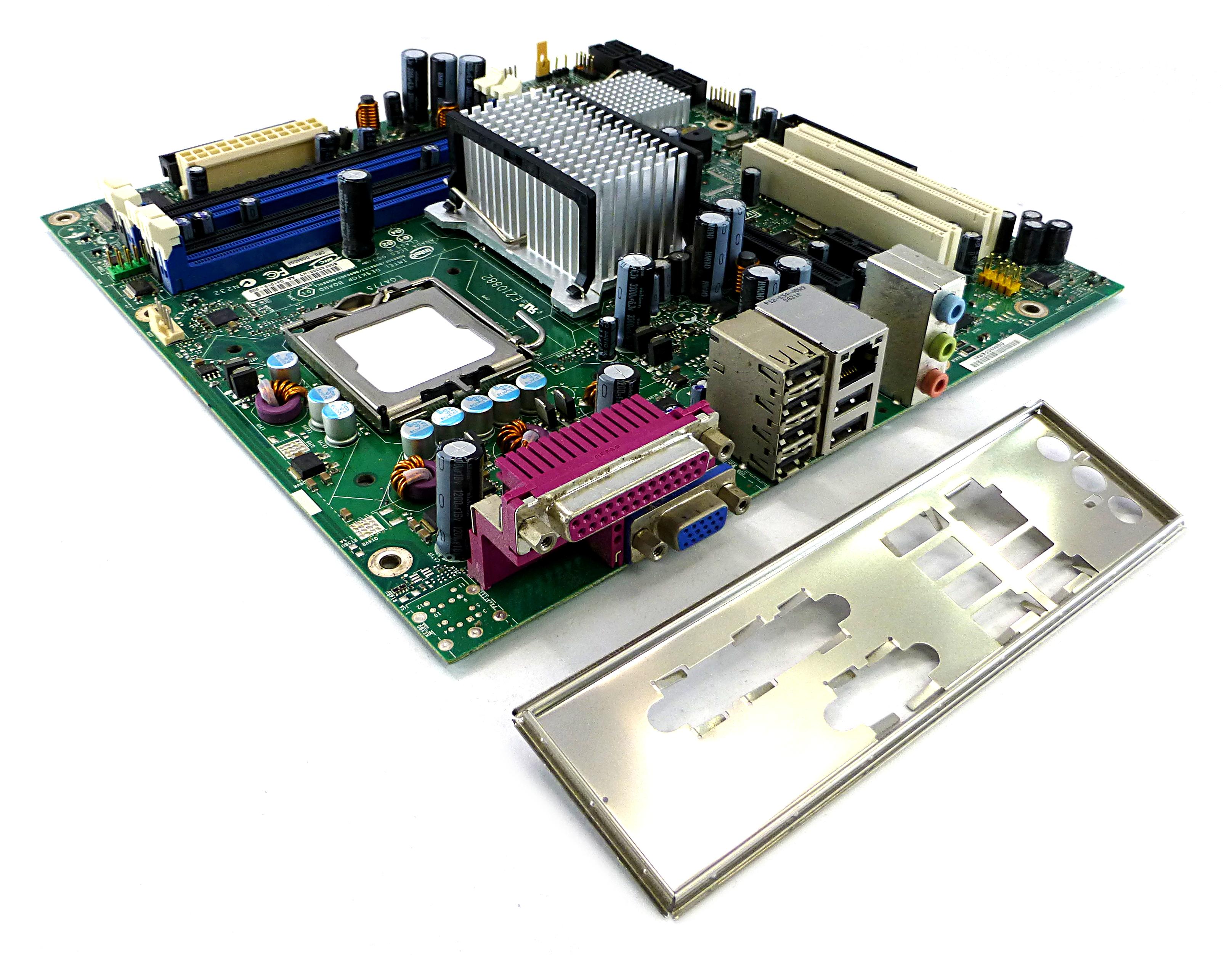DQ965GFKRA1 Intel Socket 775 Motherboard D41019-303