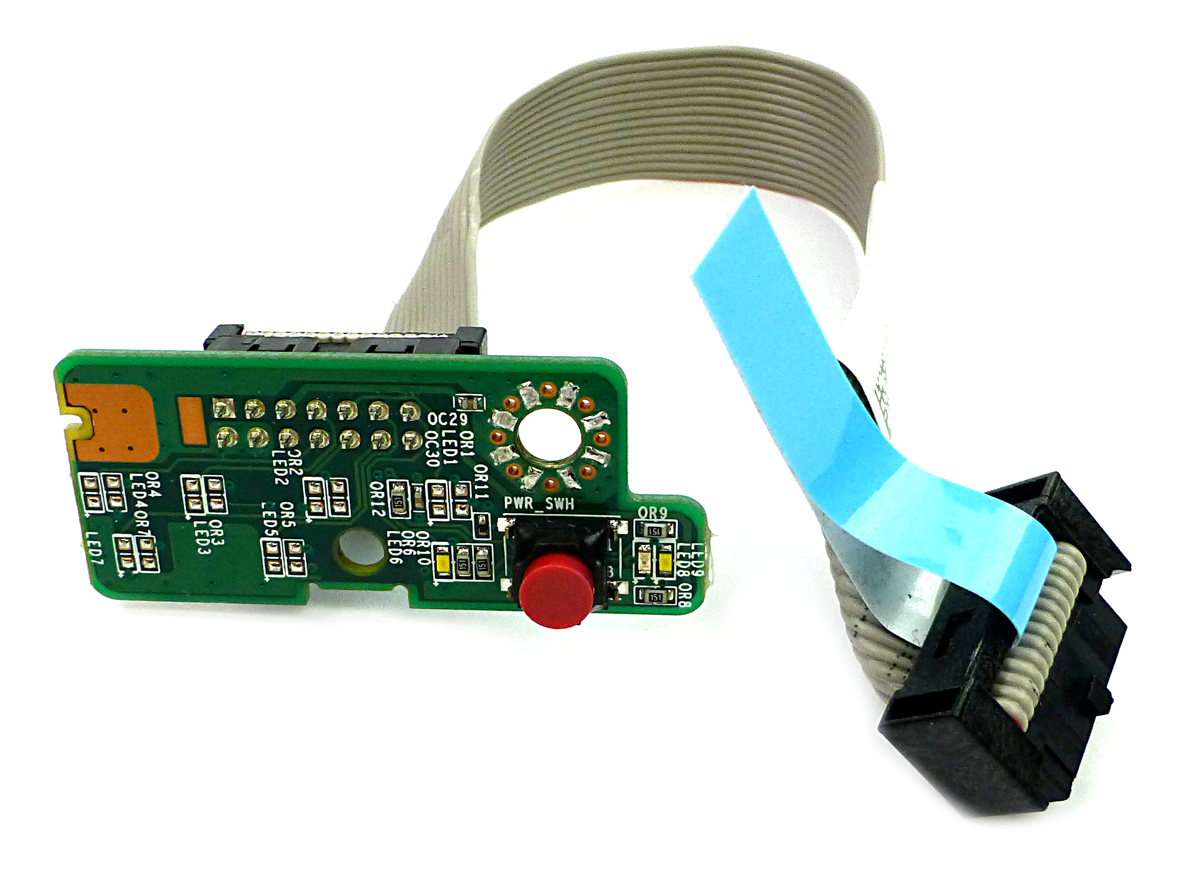 VYR4N Dell Optiplex 7010/9010/9020 USFF LED Power Button Assembly and Cable