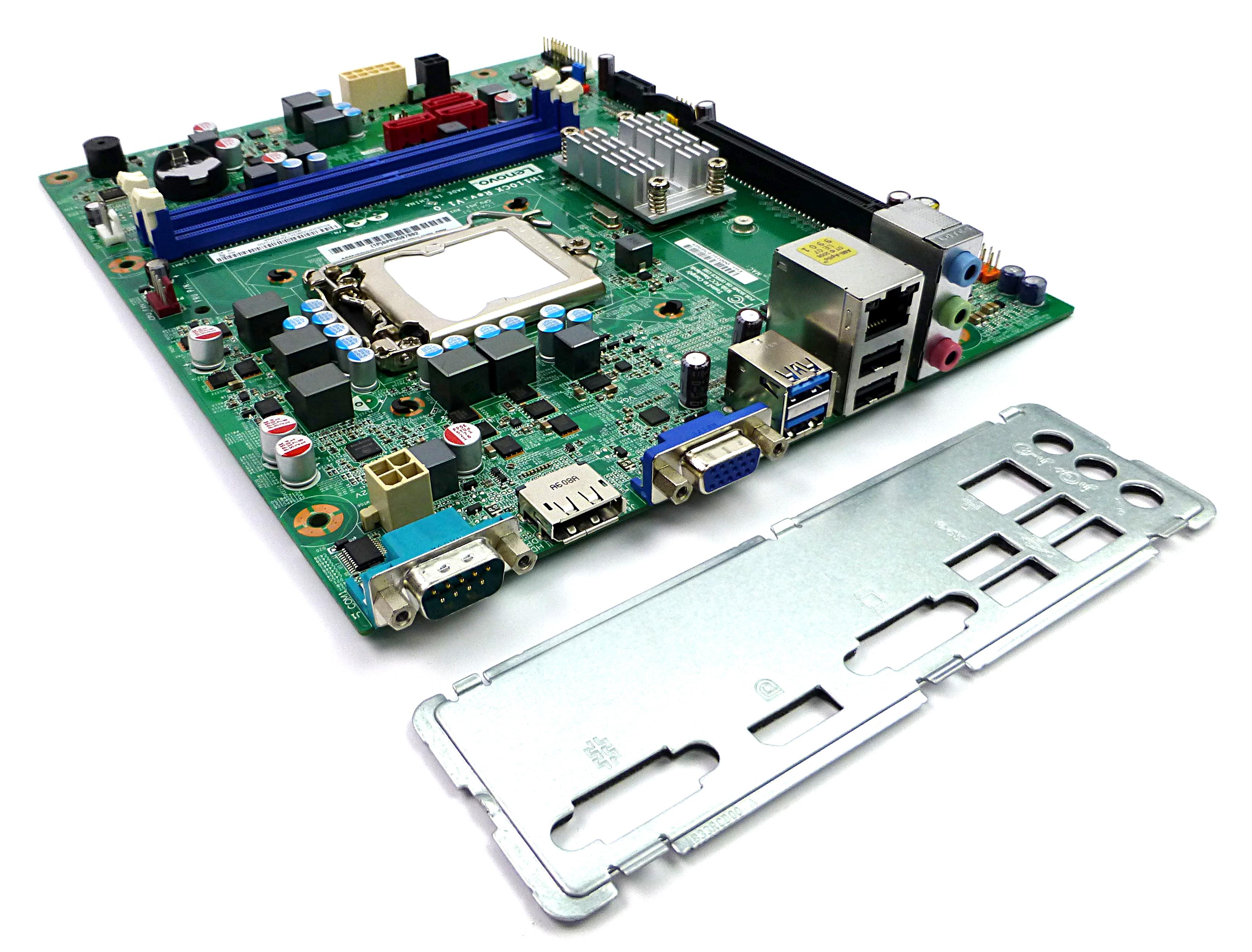 00XK027 Lenovo S510 Socket 1151 Motherboard