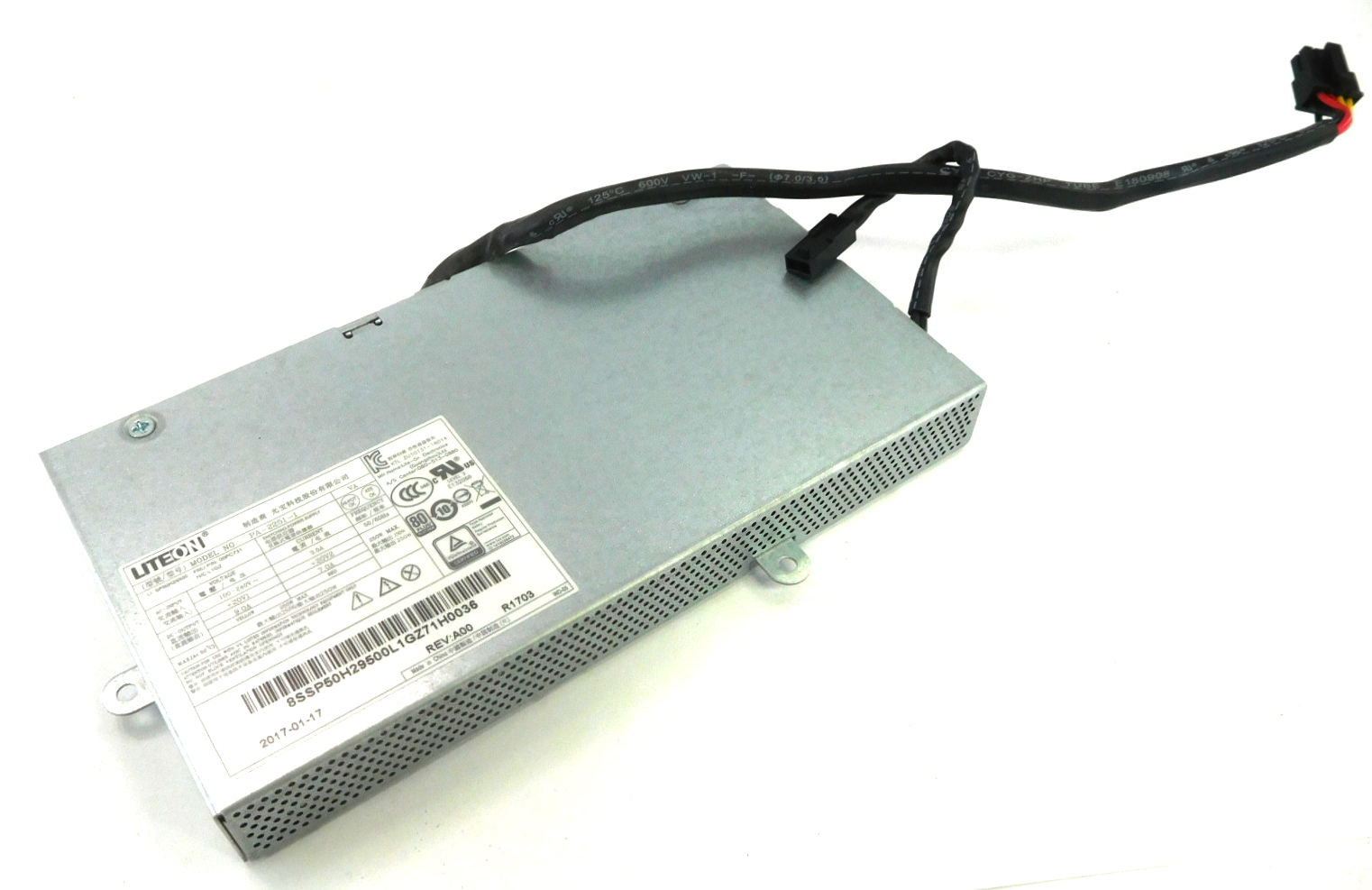 PA-2251-1 VA LiteOn 250W Power Supply /f Lenovo IdeaCentre 720-24IKB AIO PC