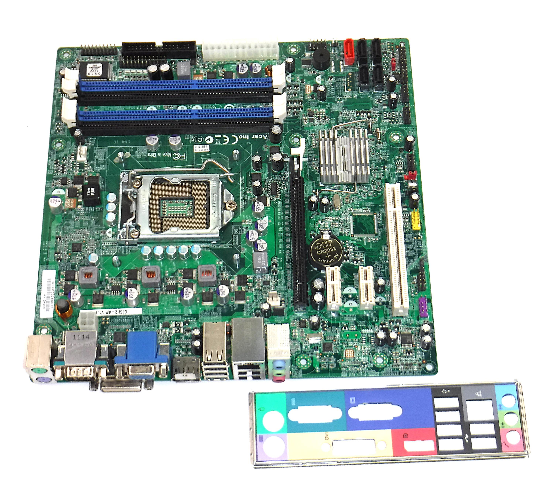 Acer Q65H2-AM LGA1155 Motherboard MB.VC407.002