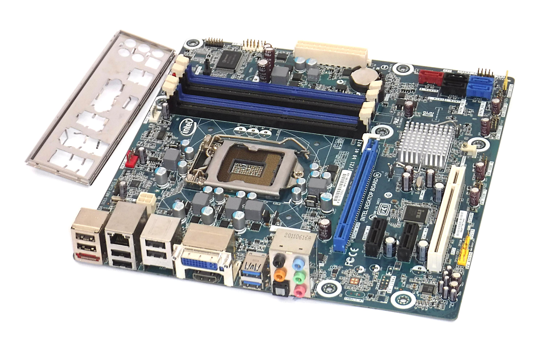 Intel DH67BL Micro ATX LGA1155 USB 3.0 Desktop Motherboard