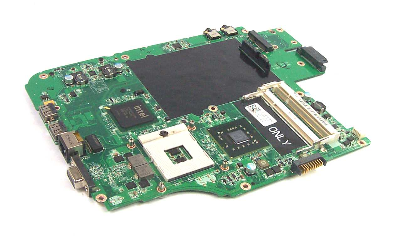0YGD9H YGD9H Dell Vostro 1015 Socket 479 Laptop Motherboard DAVM9MMB6G0