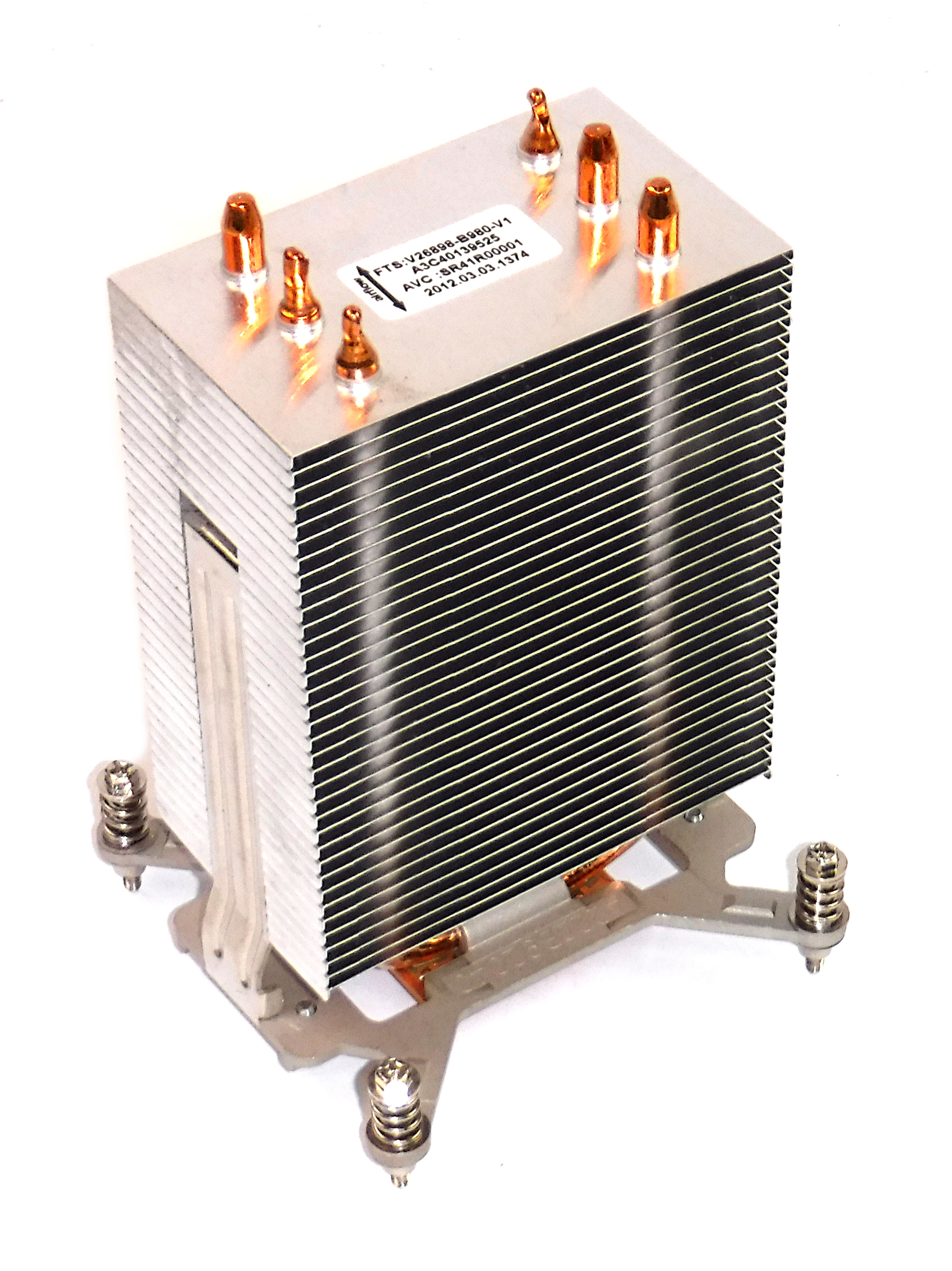 Fujitsu A3C40139525 CPU Heatsink For Primergy TX200 S7