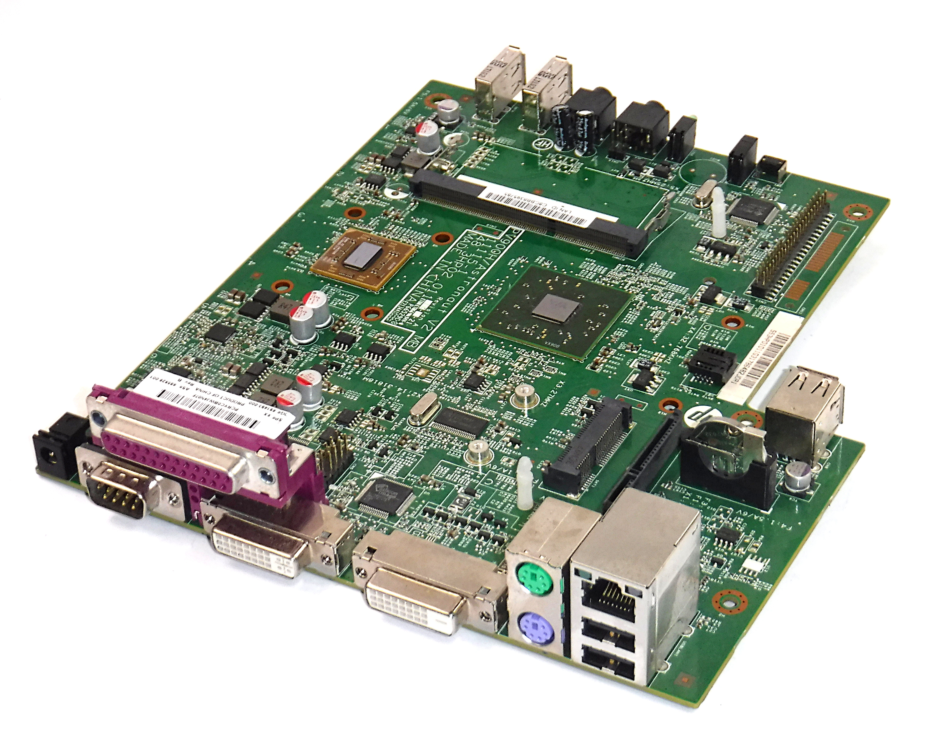 HP 685828-001 Thin Client T510 Eden X2 Motherboard PV900H