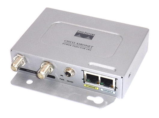 Cisco AIR-PWRINJ-BLR2 Aironet Power Injector LR2