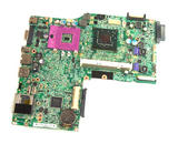 UNTESTED Advent 81B605-X28032 Socket P Laptop Motherboard