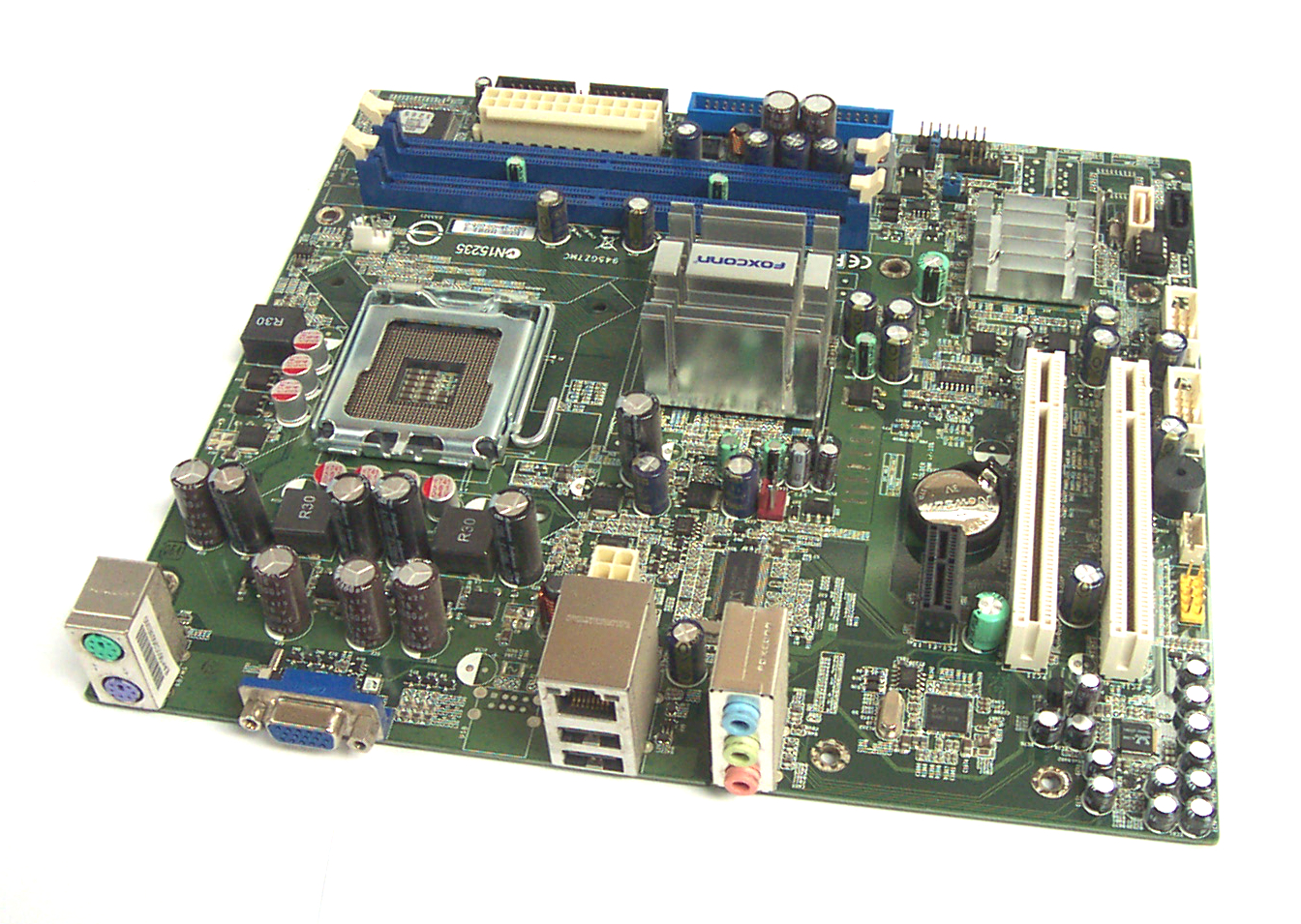 UNTESTED Foxconn 945GZ7MC-S2H Socket LGA775 Motherboard