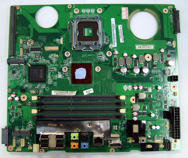 UNTESTED DA0EL8MB6F0 Rev:F MB.SC906.006 Packard Bell OneTwo L5710 Motherboard