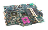 UNTESTED Sony A1512274A Socket P Laptop Motherboard - MBX-165