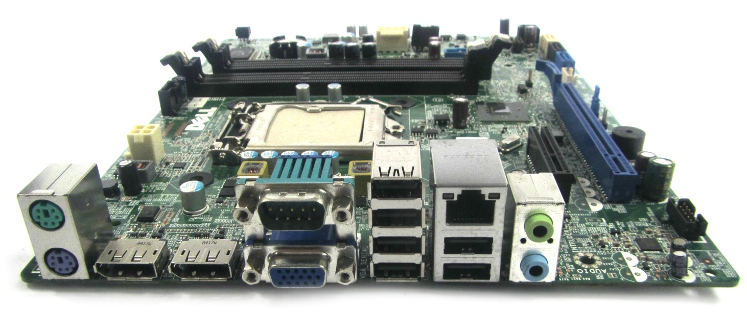 UNTESTED Dell 03X0YG Haswell Socket LGA1150 Desktop MotherBoard 3X0YG