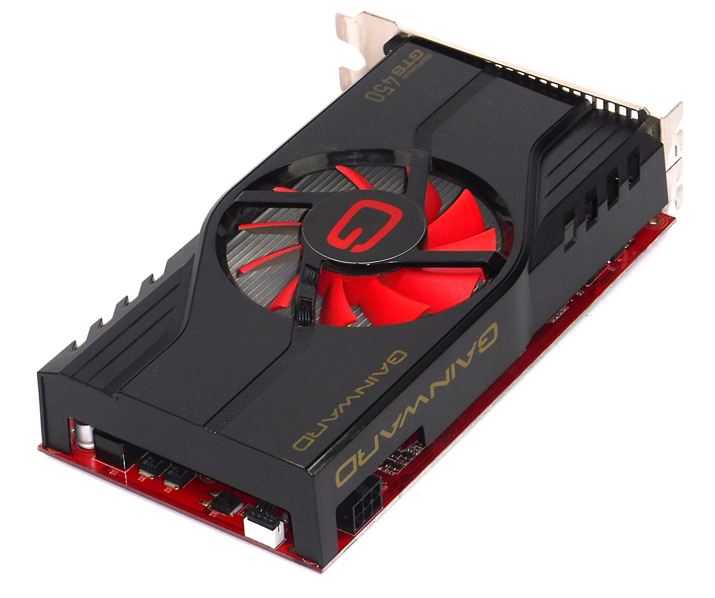 Gainward NE5S450ZFHD01-N1063 GeForce GTS 450 1GB GDDR5 128bit PCIe Graphics Card