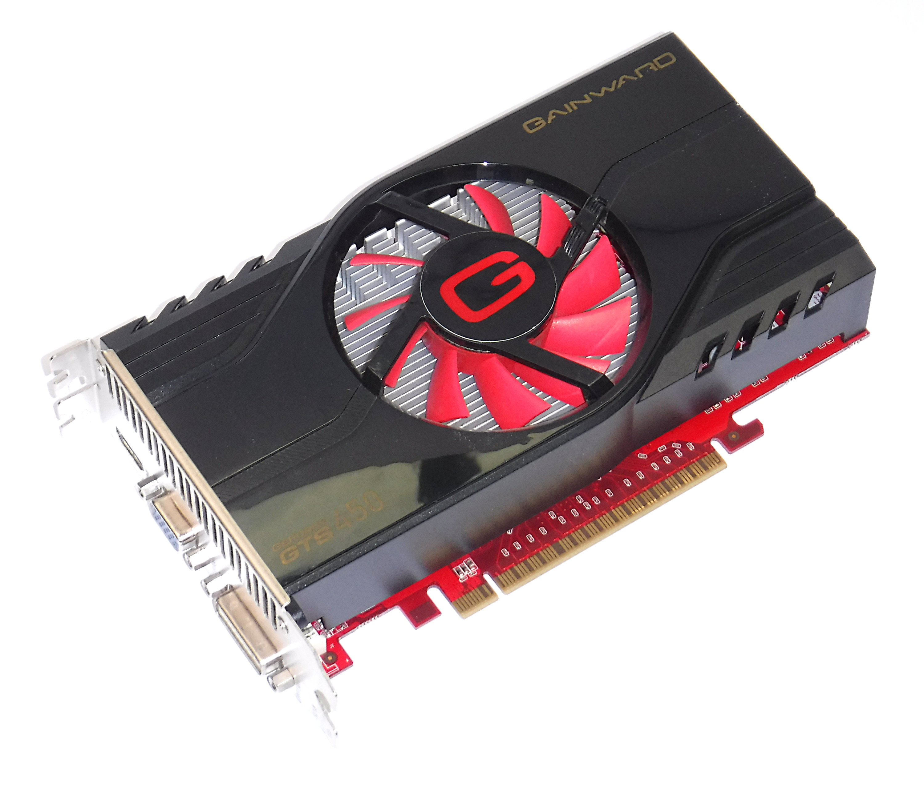 Gainward NE5S450ZFHD01-N1063 GeForce GTS 450 1GB GDDR5 128bit PCIe Graphics Card
