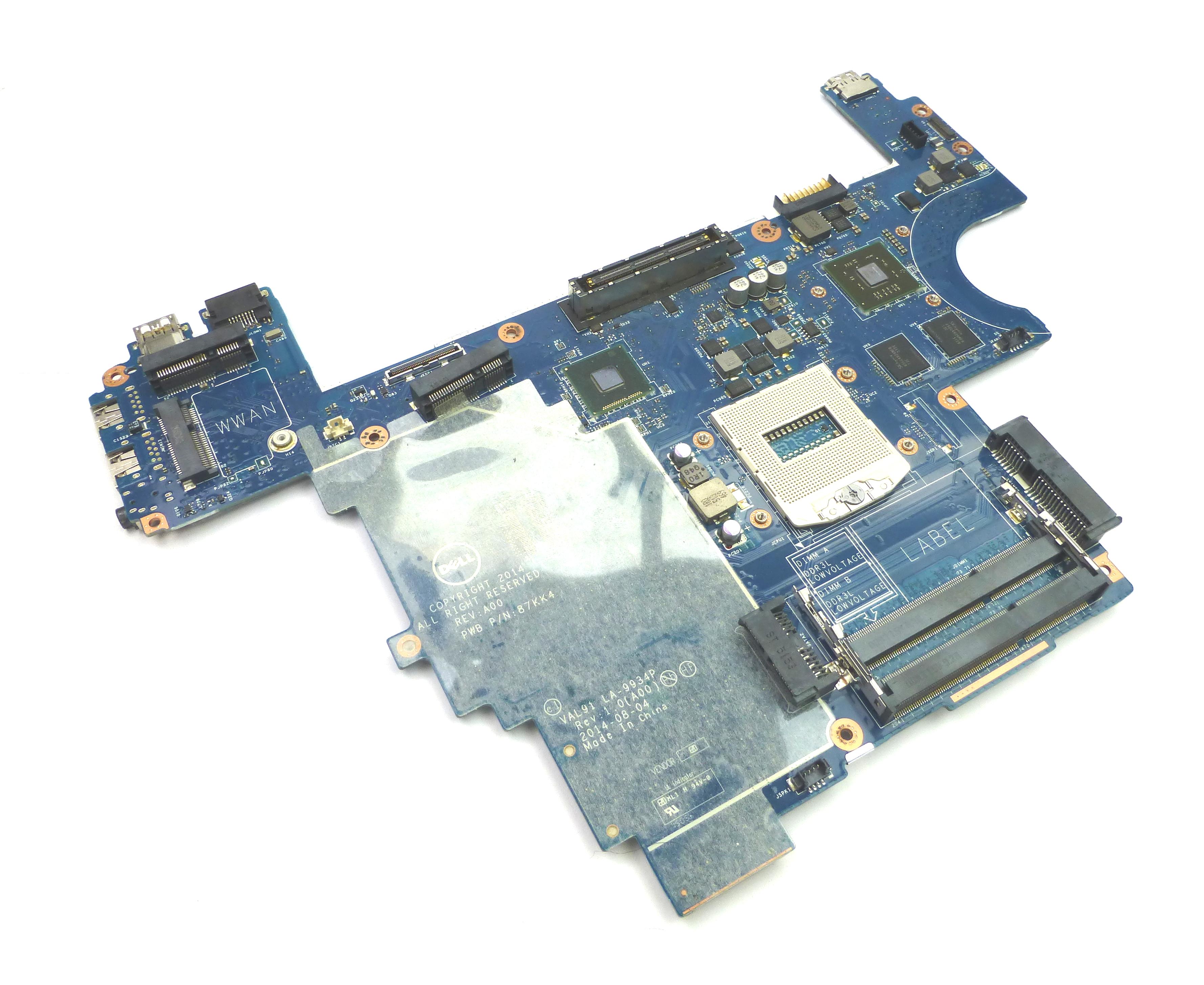 Dell N23JF Latitude E6440 rPGA947 Laptop Motherboard