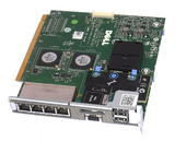 Dell FMY1T PowerEdgde R910 4 Port Network & 2 Port USB Riser Board