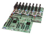 Dell KYD3D Quad-Socket LGA1567 Mainboard for PowerEdge R910