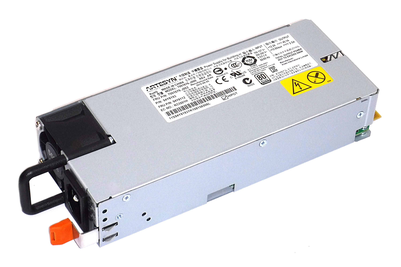 IBM 94Y8193 Artesyn 7001676-JXXX 550W System X3550 M4 Power Supply Unit PSU