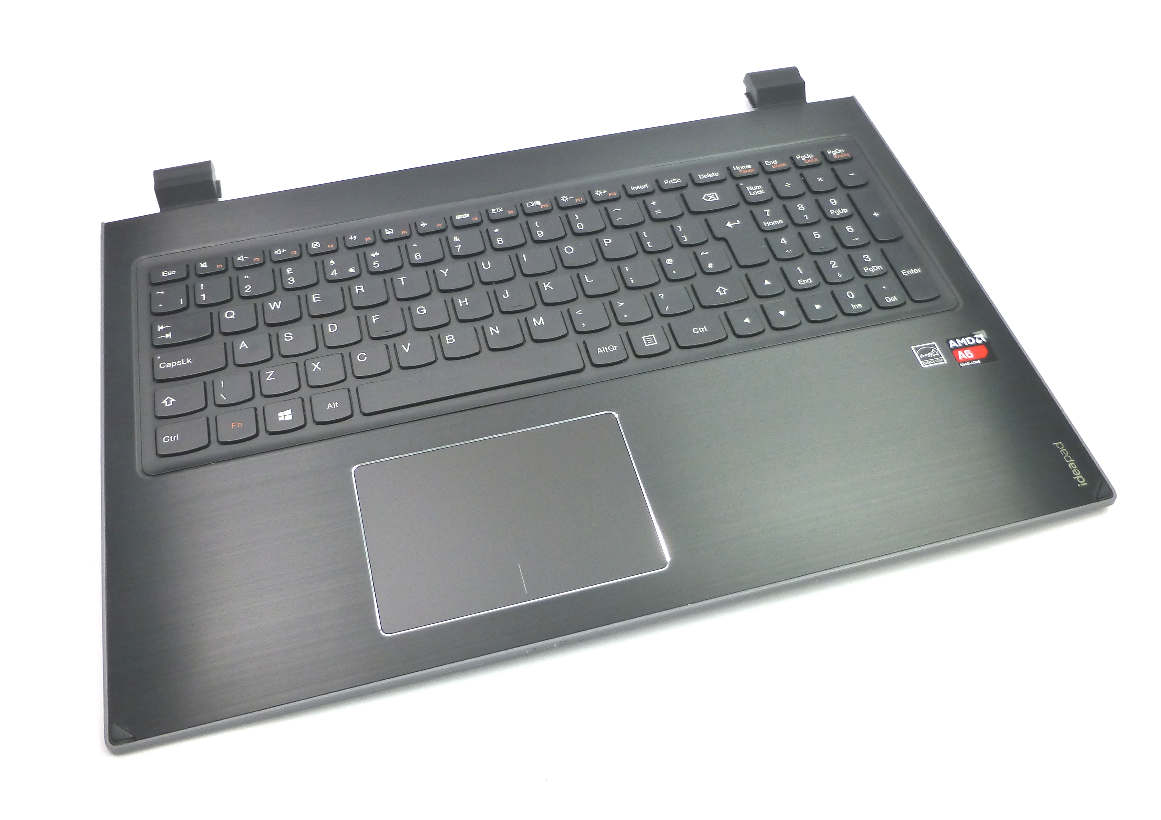 Lenovo IdeaPad Flex 15D 20334 UK Keyboard / Palmrest / Touchpad Assembly