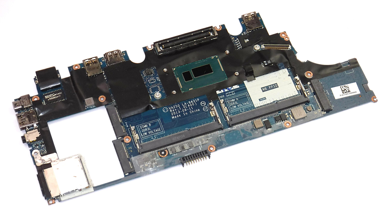 Dell PX759 Latitude E7240 Motherboard w/ BGA Intel i5-4210U CPU