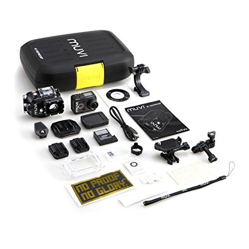 Veho Muvi K-Series K-2 1080p Digital Action Camera - VCC-006-K2NPNG