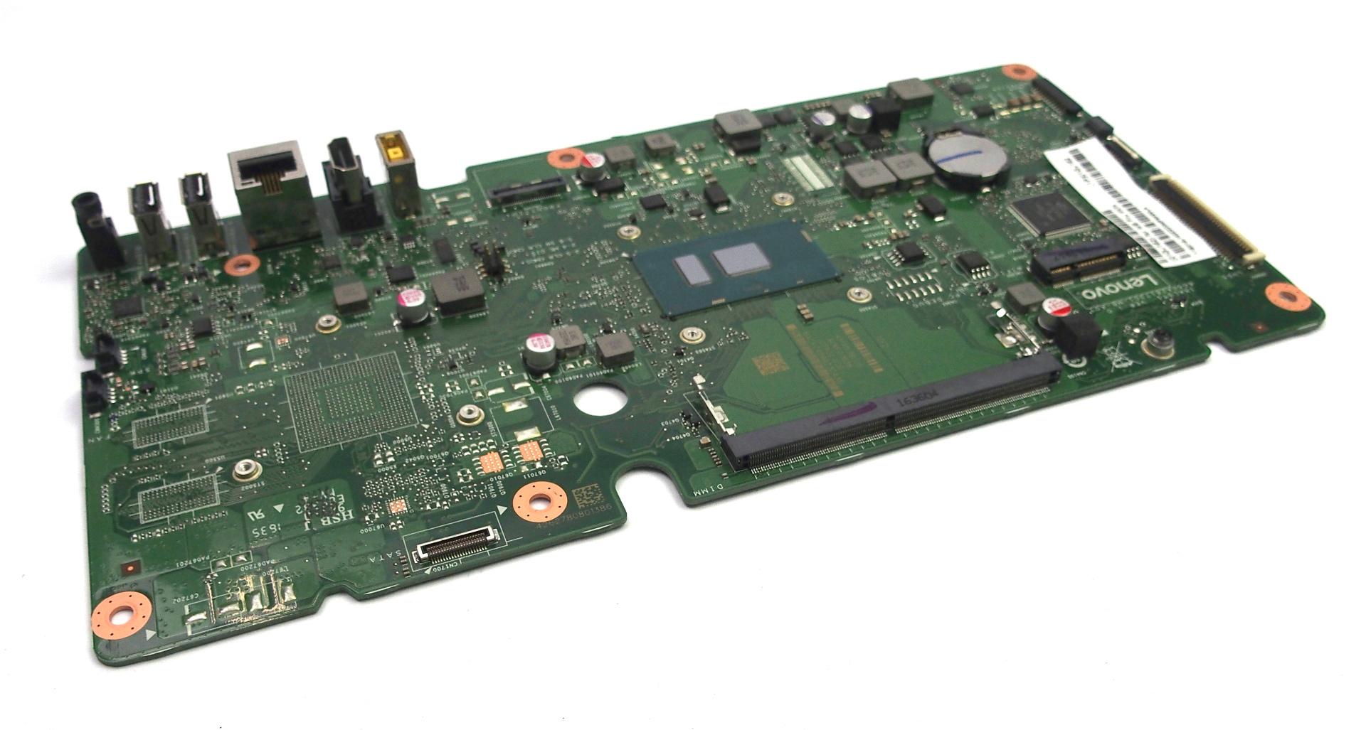 01GJ162 Lenovo IdeaCentre 510S-23ISU AIO PC Motherboard /w BGA Core i5-6200U CPU