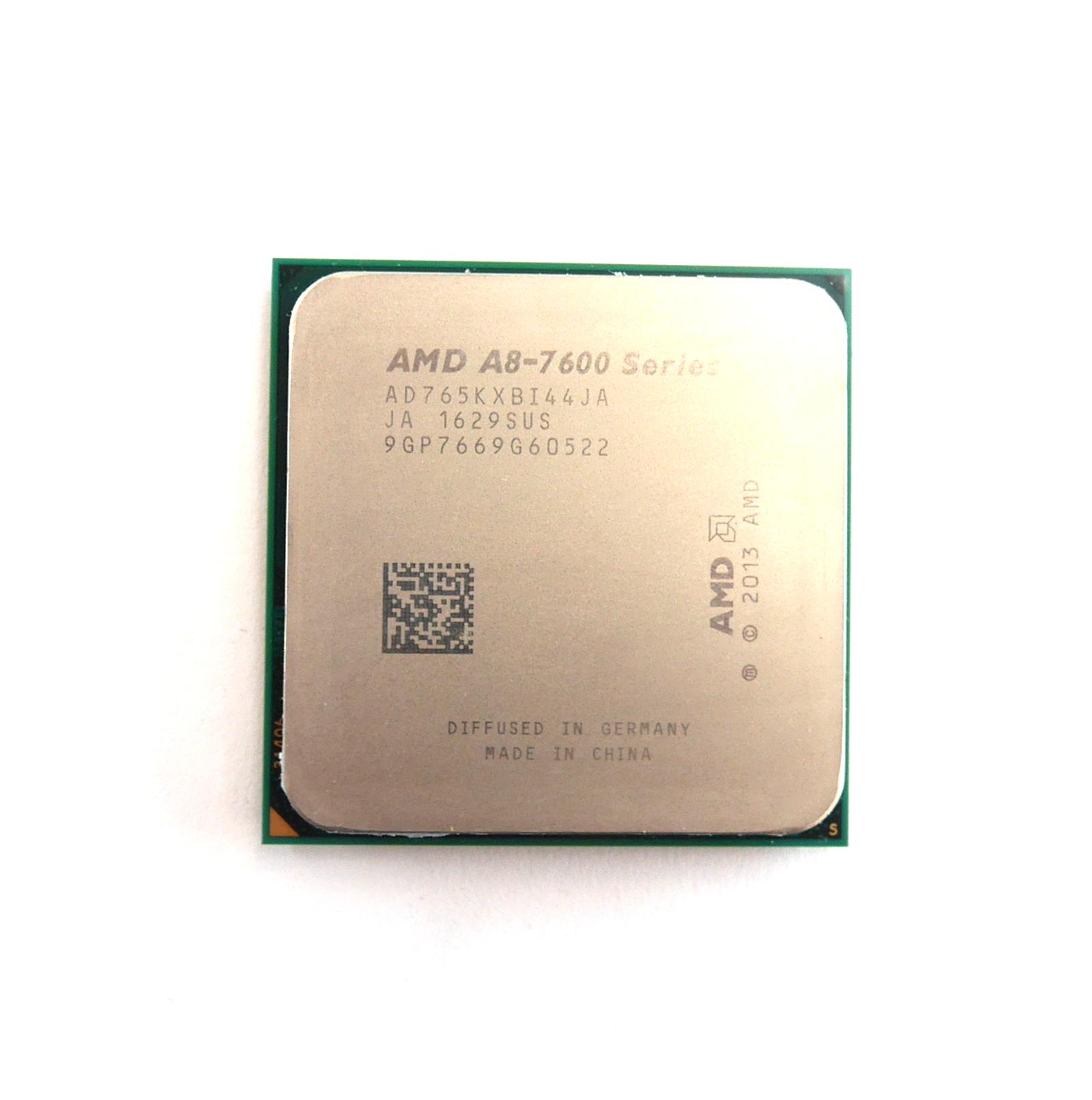 AMD A8-7650K Quad Core CPU FM2+ AD765KXBI44JA 3300 MHz