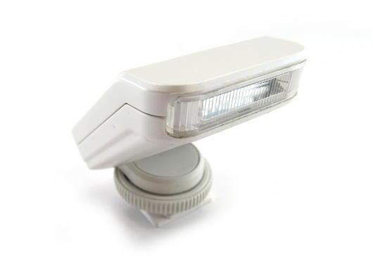 Samsung SEF8A Flash for NX1000 NX2000 NX3000 NX1100 NX210 NX300 (White)