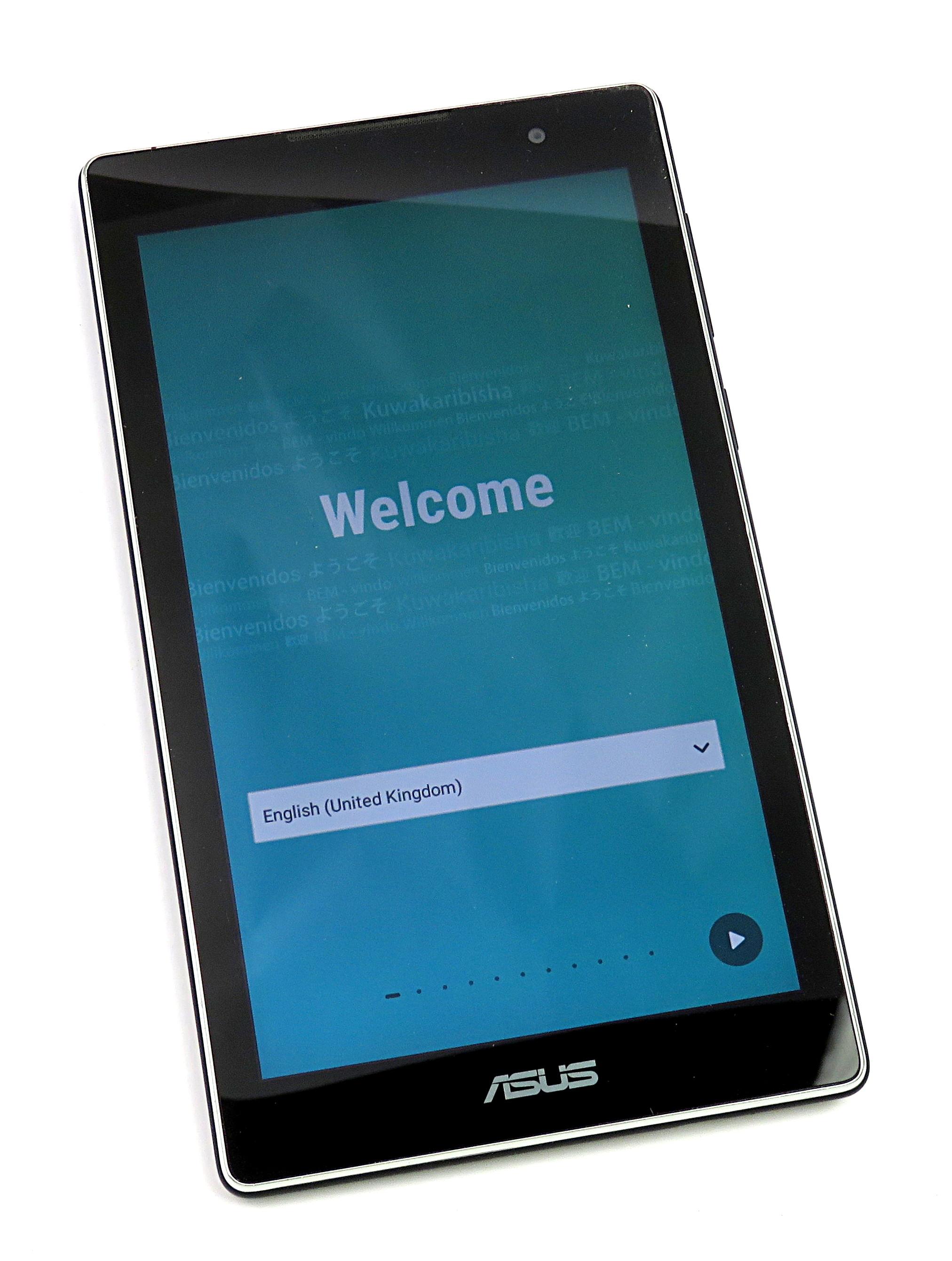 Asus ZenPad C 7 0 Z170C P01Z - 16GB / Black / Grade B