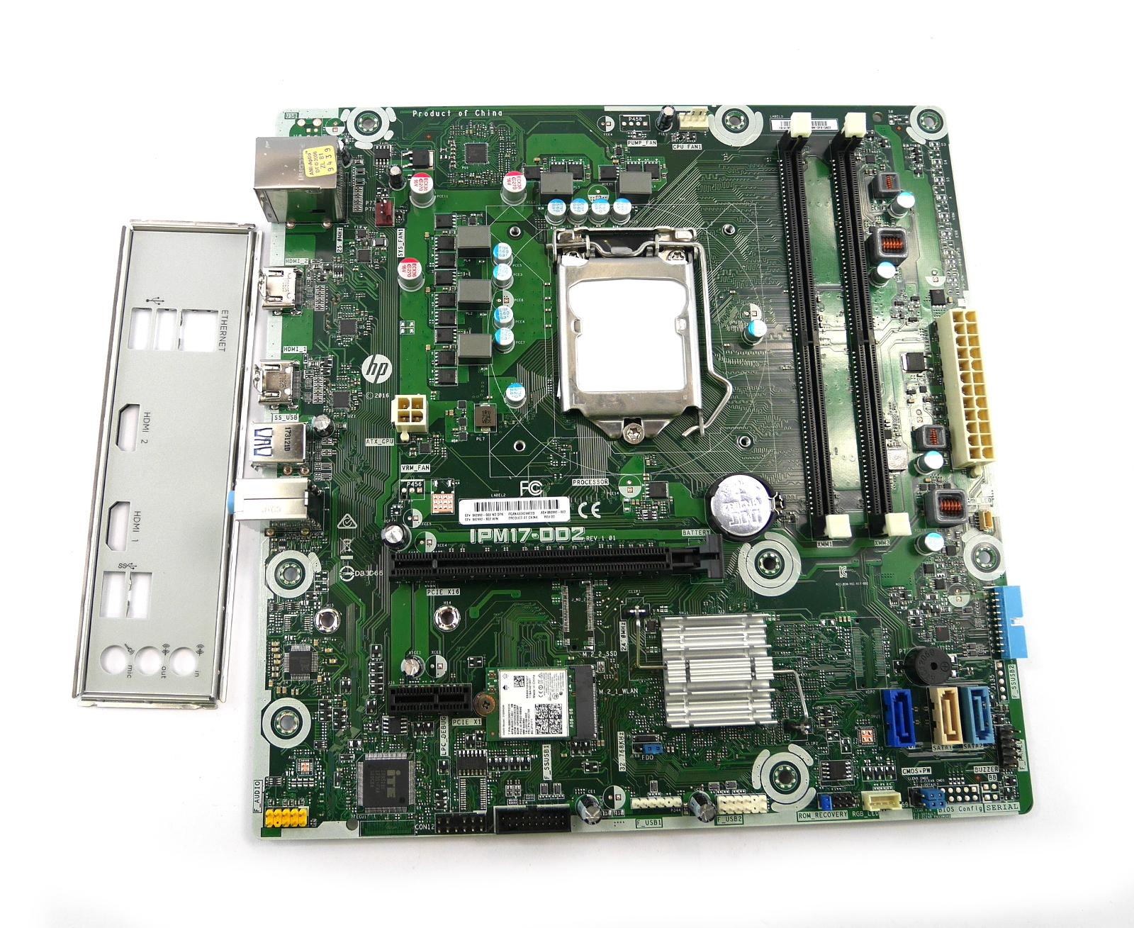 HP Omen 862992-002 IPM17-002 Motherboard LGA1150