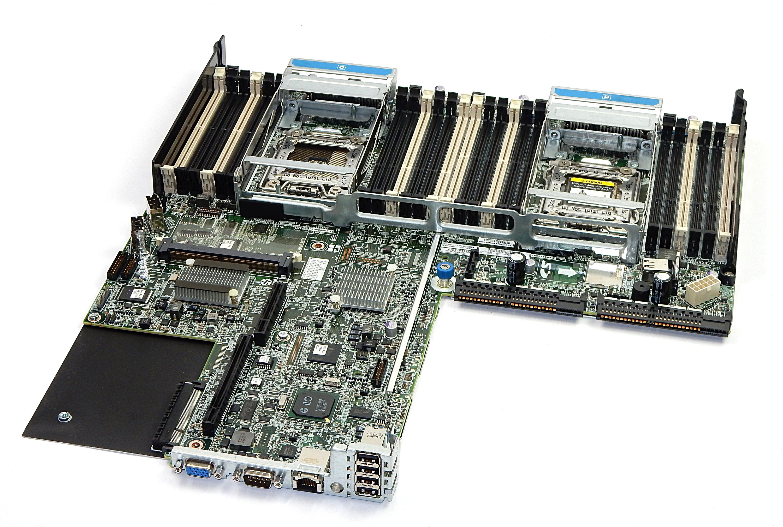 HP 718781-001 Proliant DL360P GEN8 System Board Motherboard