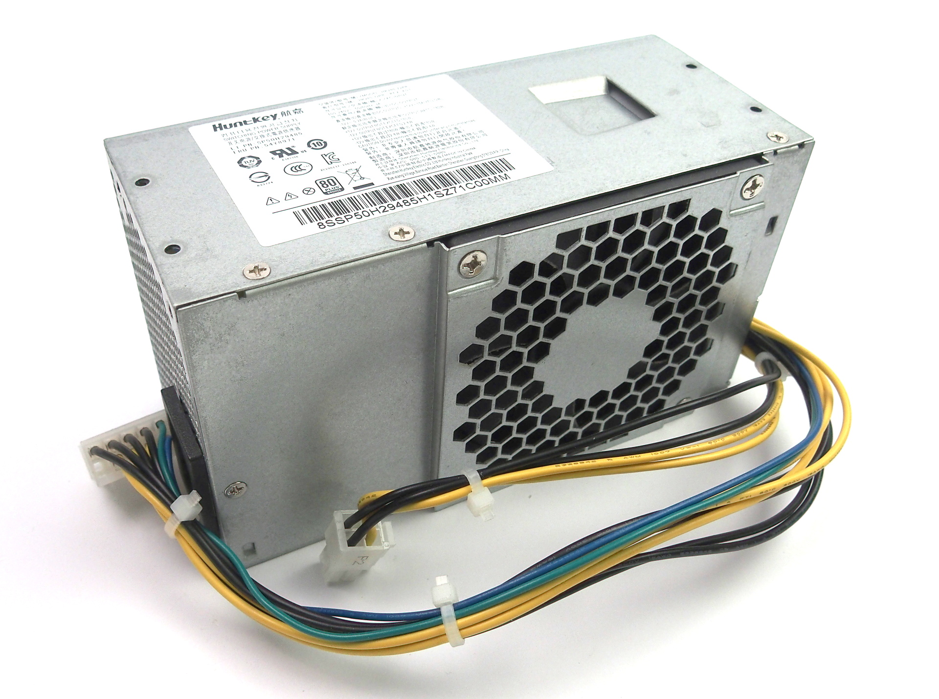 54Y8971 Lenovo HuntKey HK280-72PP 180W Power Supply Unit SP50H29485