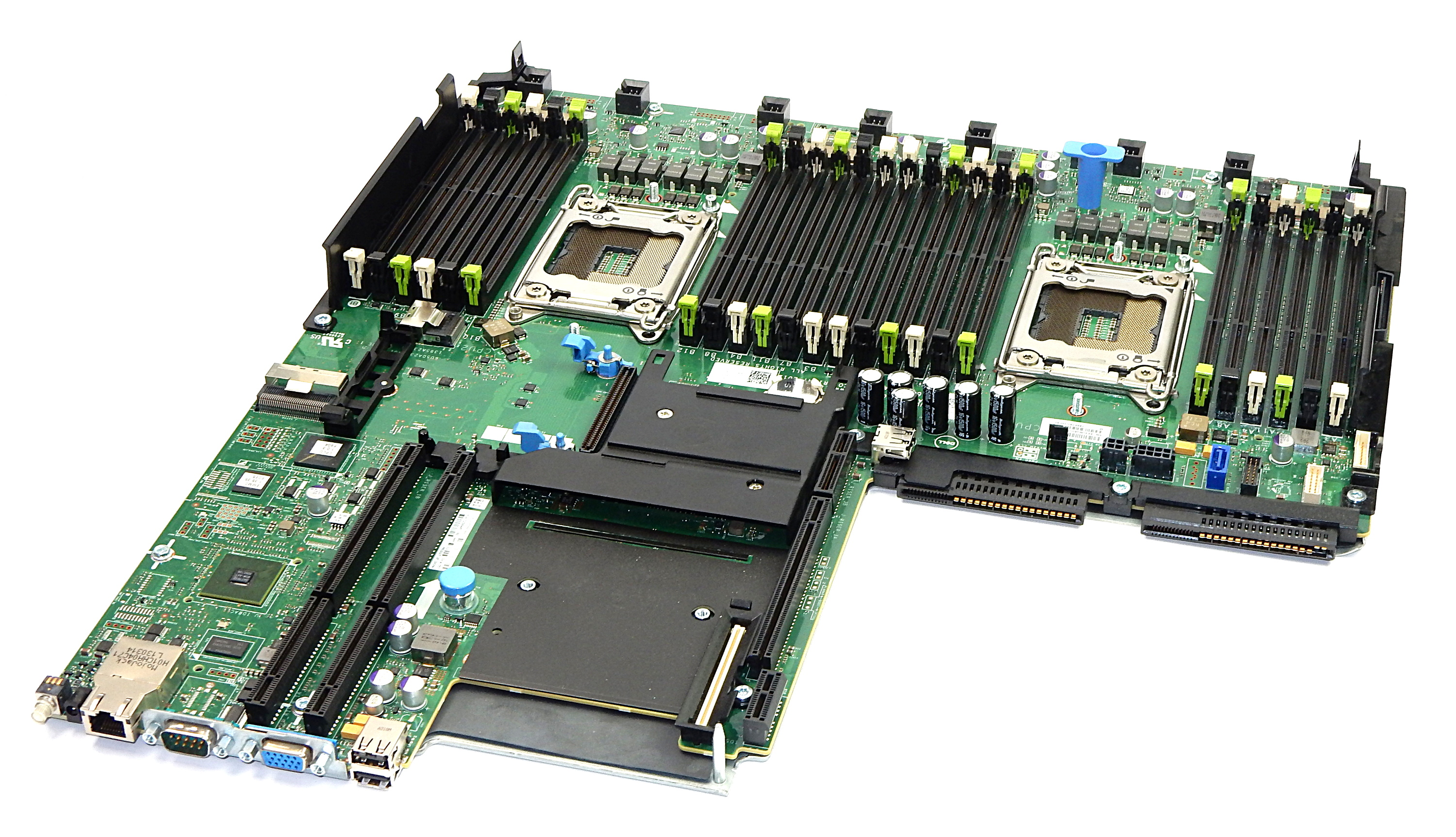Dell PXXHP Poweredge R620 System Board Motherboard