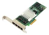 Intel EXPI9404PTLBLK Pro/1000 PT Quad Port PCI-E Network Adapter D64202-006