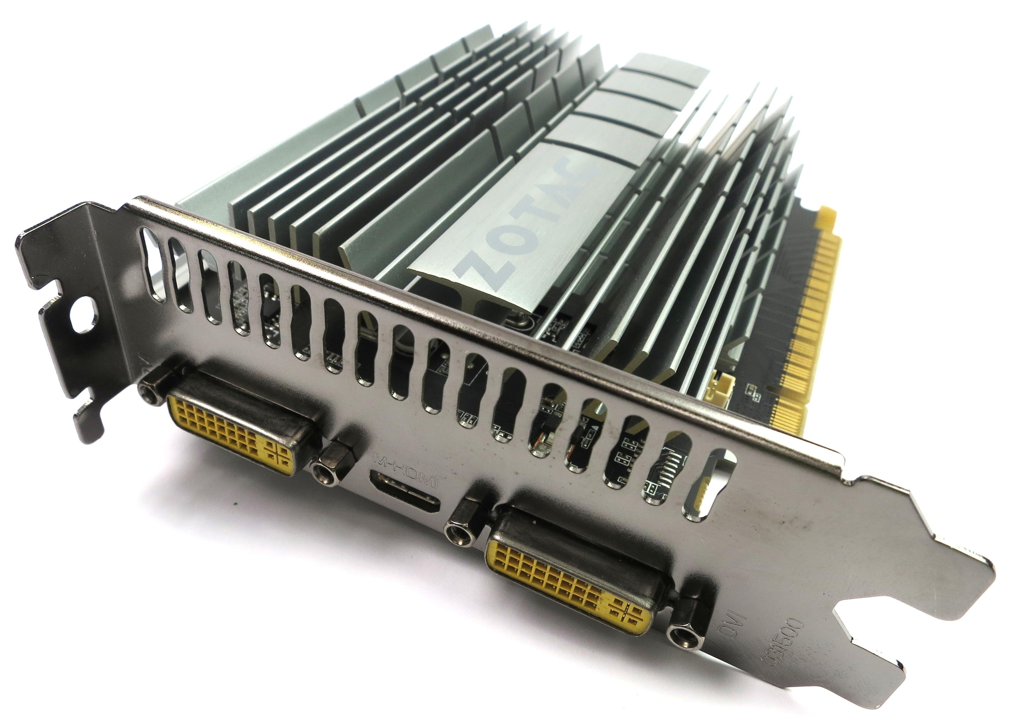 Zotac GT 610 Zone Edition 1GB DRR3 PCI-E Graphics Card 299-5N215-010ZT