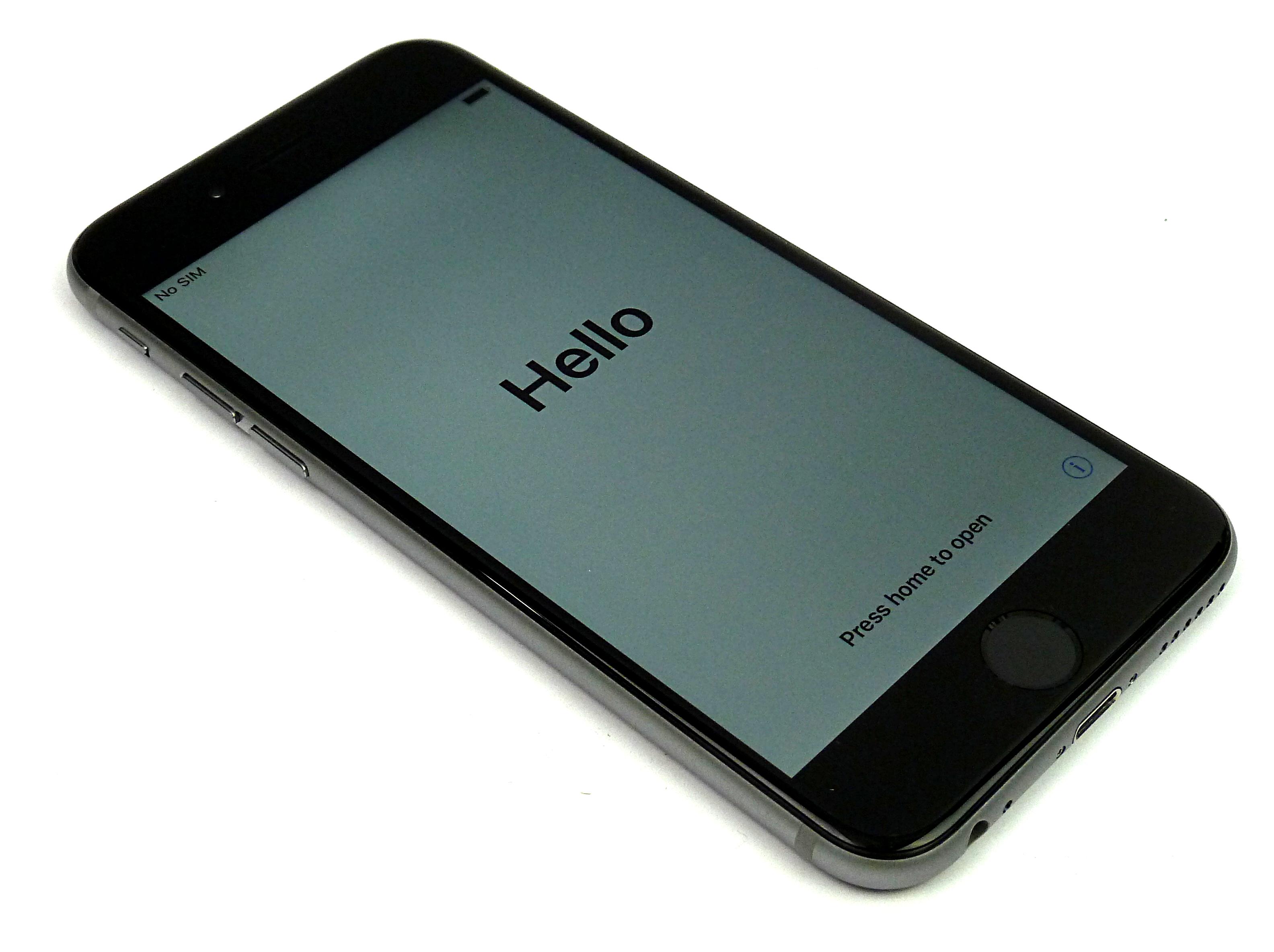 Apple A1586 iPhone 6 16GB / EE / Space Grey / Grade B