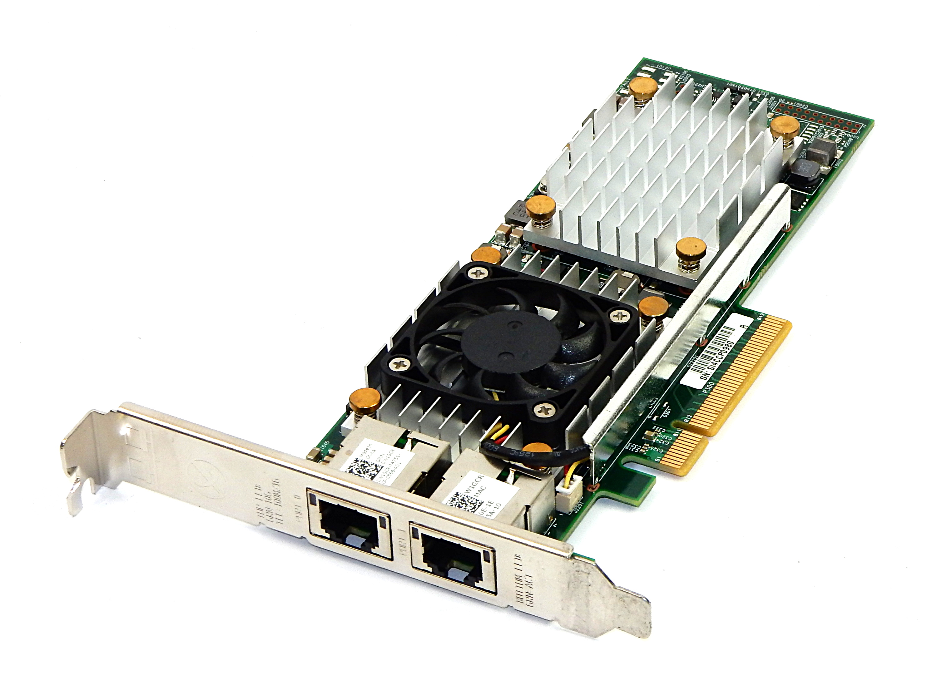 Dell W1GCR Broadcom NetXtreme II BCM957810A1008G - Network Adapter
