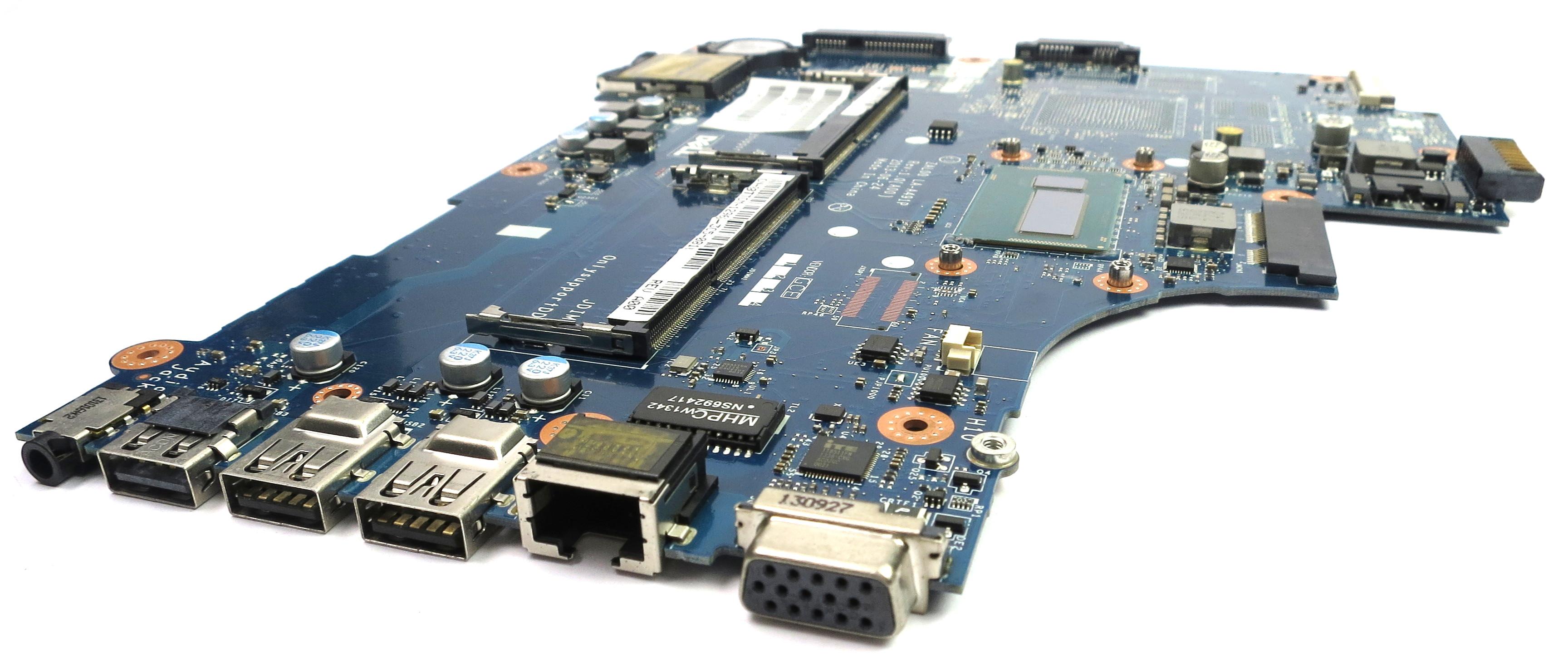 Dell 8TTCM Latitude 3540 Motherboard with Intel Core i3-4010U Processor