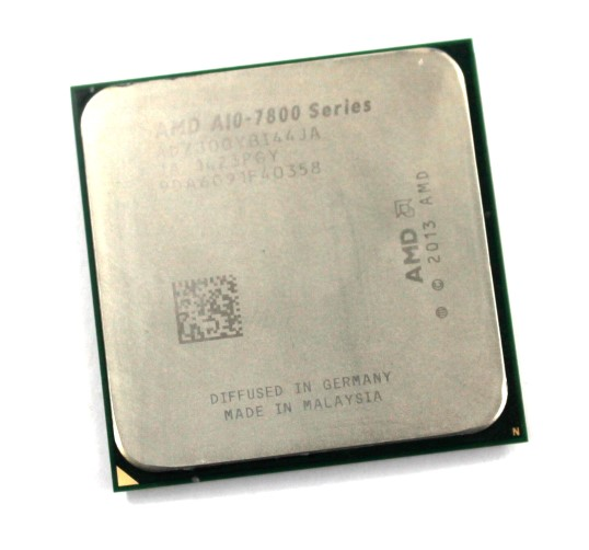 AD7800YBI44JA AMD A10-Series A10-7800, 3.5GHz Quad-Core Socket FM2+ CPU