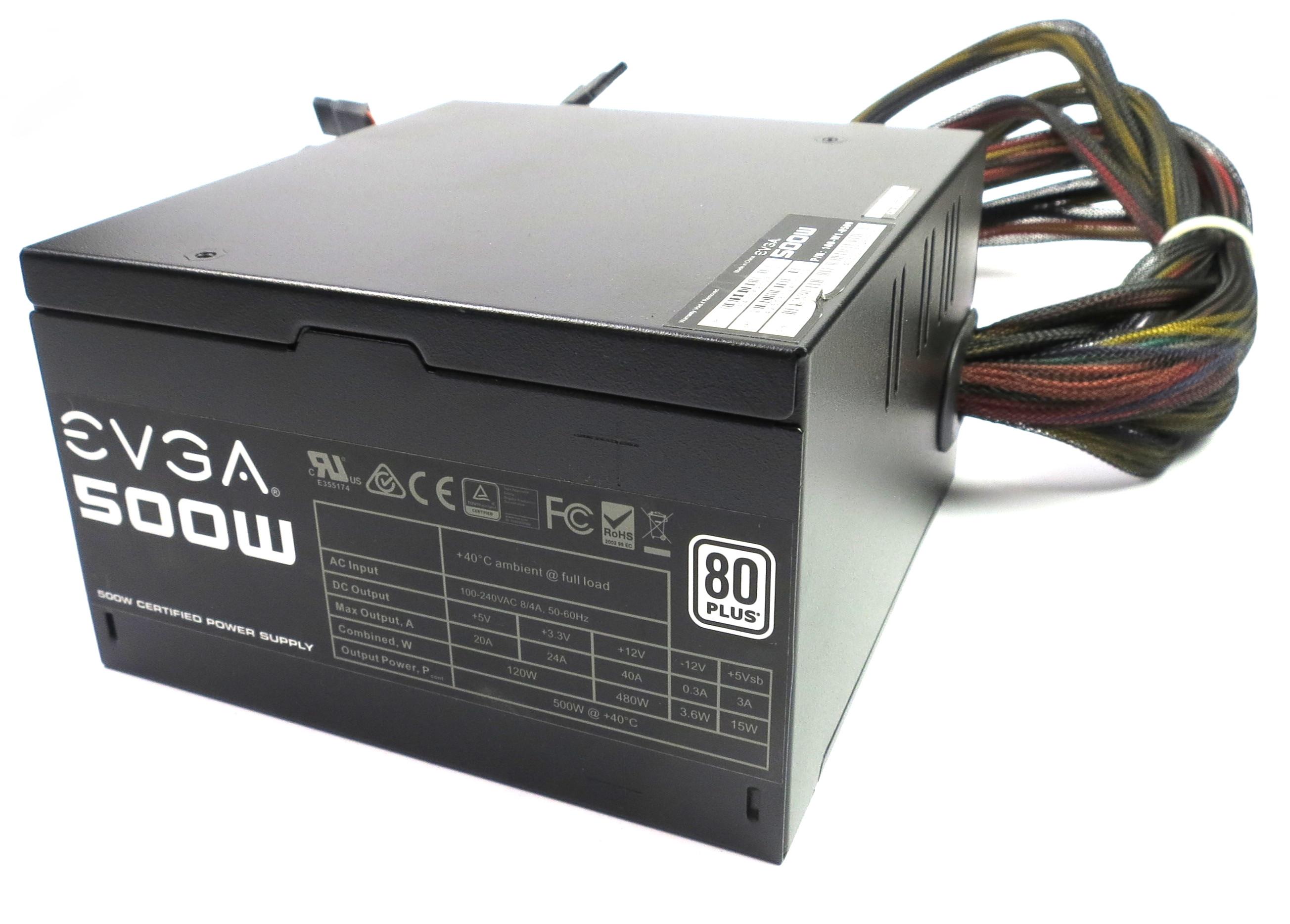 EVGA 100-W1-0500 430W ATX Power Supply