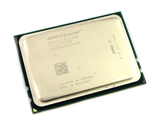 AMD OS6282YETGGGU Opteron 6282 SE x16 Core 2.6GHz 16MB L3 Socket G34 CPU