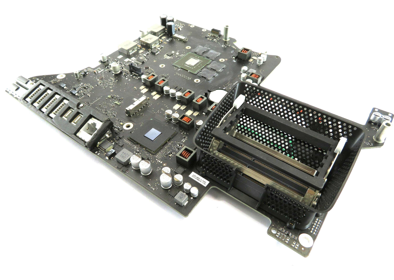 """Apple 31PIQMB0010 Logic Board /w GTX 660M 512MB /f 27"""" iMac L2012 A1419 820-3298"""
