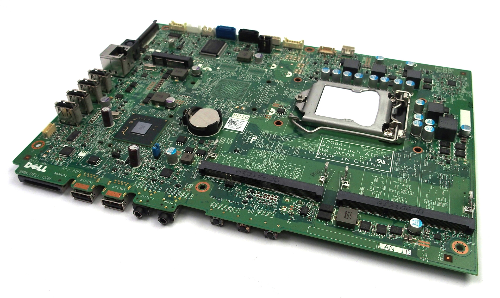 C1GJ7 0C1GJ7 Dell OptiPlex 3011 AIO PC Motherboard