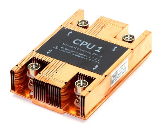 Dell 9MJHM CPU 1 Heatsink for Dell PowerEdge FC630