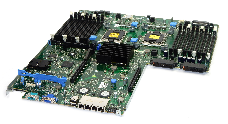 Dell XDX06 PowerEdge R710 Server Board Motherboard w/ Tray