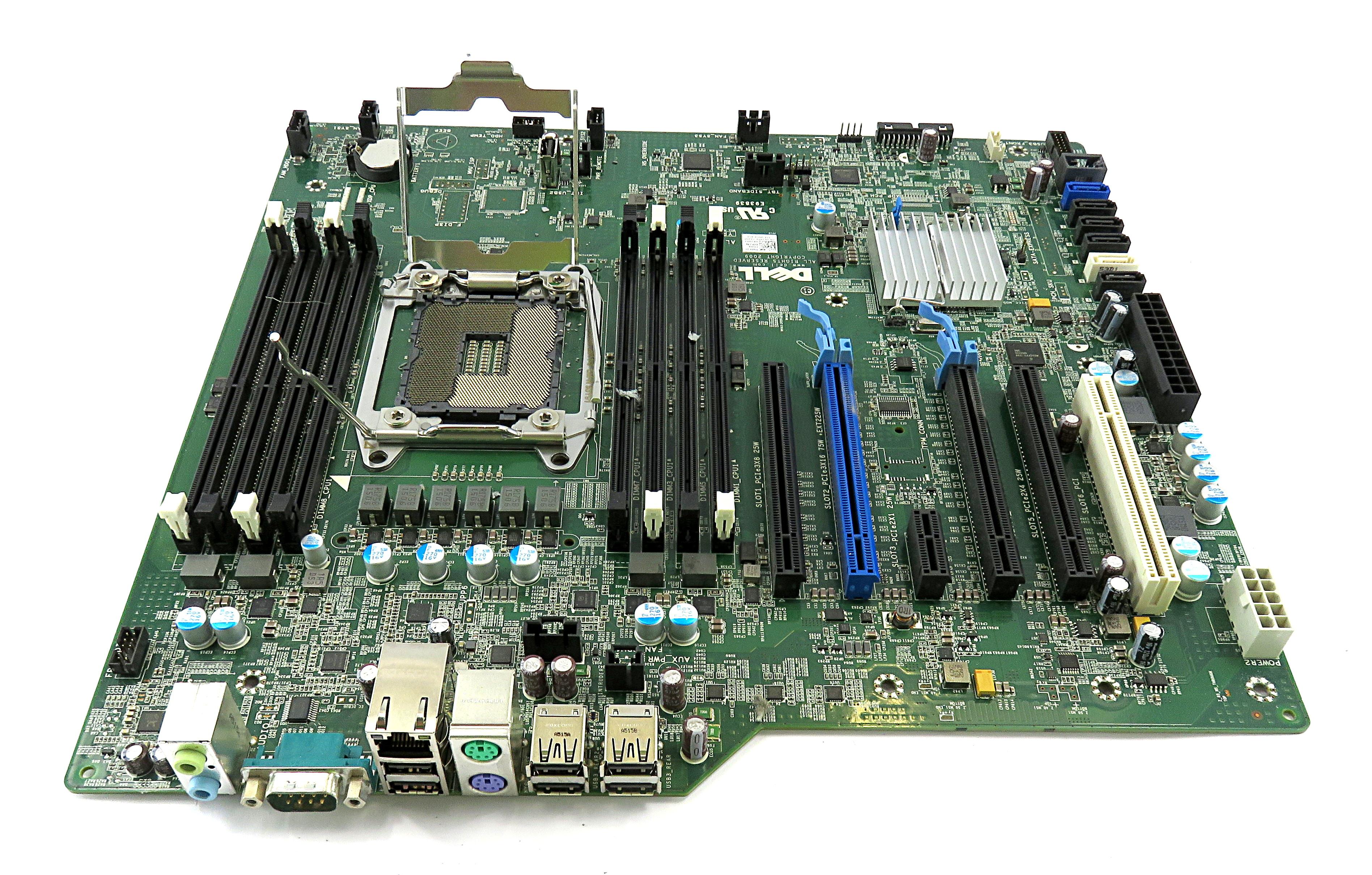 Dell K240Y Intel LGA2011-3 DDR4 Mainboard f/ Precision Tower 5810 Workstation