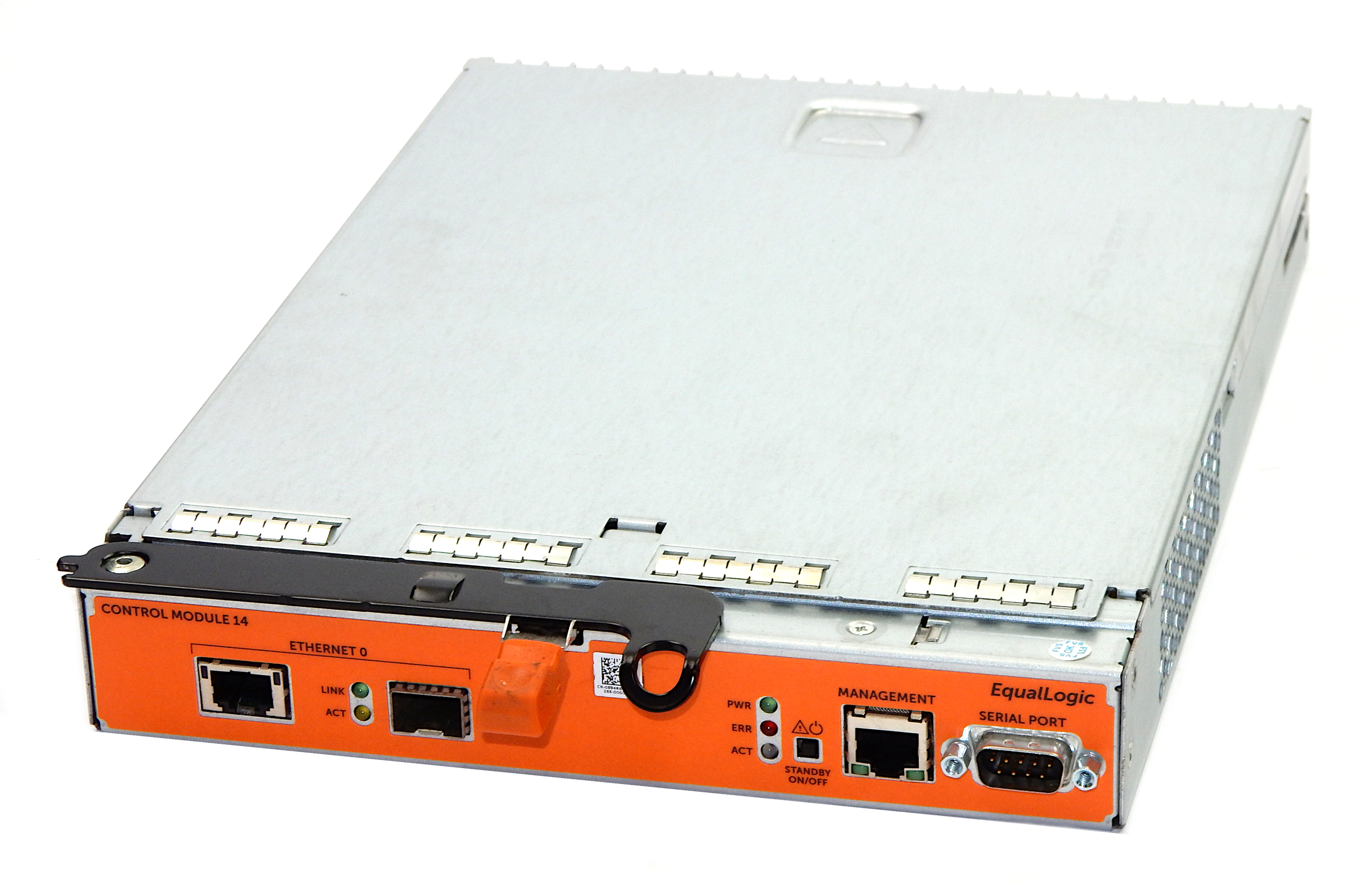 Dell 594R6 EquaLogic 10GbE iSCSI Type 14 Controller For EqualLogic PS6110