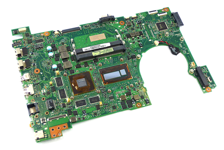 60NB0230-MBD010 Asus Laptop Motherboard /w Intel i5-4200U(SR170) CPU